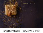 honey products   alternative... | Shutterstock . vector #1278917440
