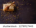 honey products   alternative... | Shutterstock . vector #1278917443