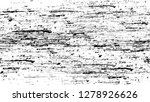 dry brush strokes and scratches ... | Shutterstock .eps vector #1278926626