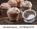Freshly Baked Homemade Muffins ...