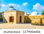 hamam omerye at nicosia  cyprus    Shutterstock . vector #1279006006