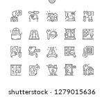 general repair concepts well... | Shutterstock .eps vector #1279015636