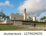 ernesto che guevara mausoleum ... | Shutterstock . vector #1279029070