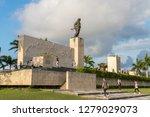 ernesto che guevara mausoleum ... | Shutterstock . vector #1279029073