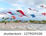 ernesto che guevara mausoleum ... | Shutterstock . vector #1279029100