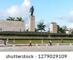 ernesto che guevara mausoleum ... | Shutterstock . vector #1279029109