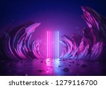 3d Render  Abstract Background...