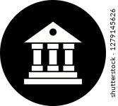 vector educational institute... | Shutterstock .eps vector #1279145626