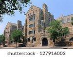 yale university | Shutterstock . vector #127916003