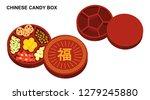 illustration vector flat... | Shutterstock .eps vector #1279245880