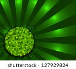 environmental background with... | Shutterstock .eps vector #127929824