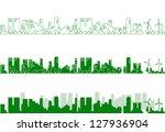 town | Shutterstock .eps vector #127936904