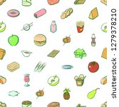 various images set. background...   Shutterstock .eps vector #1279378210