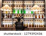 paris  france  october 09  2018 ... | Shutterstock . vector #1279392436