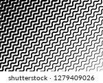 diagonal parallel wavy lines....   Shutterstock .eps vector #1279409026