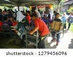 papar sabah malaysia   jan 9 ... | Shutterstock . vector #1279456096