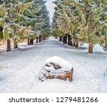 porkhov  russia   december 23 ...   Shutterstock . vector #1279481266