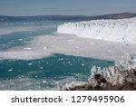 RF. Eqip Sermia Glacier. North of Ilulissat. Greenland.