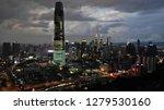 kuala lumpur  malaysia 2019  10 ...   Shutterstock . vector #1279530160