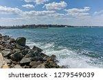 nessebar  bulgaria   august 12  ... | Shutterstock . vector #1279549039