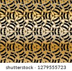 colorful patterns of arbitrary... | Shutterstock . vector #1279555723