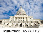 close up  wide angle view of... | Shutterstock . vector #1279571119