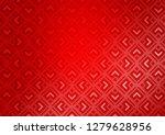 light red vector background... | Shutterstock .eps vector #1279628956