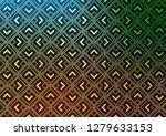 light green  yellow vector... | Shutterstock .eps vector #1279633153