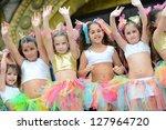 las palmas  spain   february 10 ... | Shutterstock . vector #127964720