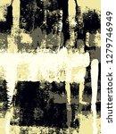 abstract grunge vector... | Shutterstock .eps vector #1279746949