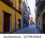 granada realejo downtown... | Shutterstock . vector #1279810663