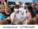 podolsk  russia   september 9 ... | Shutterstock . vector #1279823689