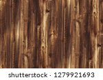 old wood texture brown... | Shutterstock . vector #1279921693