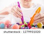 educational games for hand... | Shutterstock . vector #1279931020