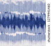 striped shibori graphic motif.... | Shutterstock . vector #1279941460