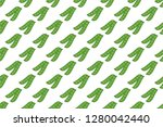background vector with pea... | Shutterstock .eps vector #1280042440