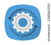 development   setting   fix  | Shutterstock .eps vector #1280061010