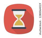 hourglass   sand  stopwatch     Shutterstock .eps vector #1280064019