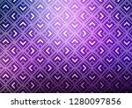light purple vector texture... | Shutterstock .eps vector #1280097856
