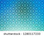 light blue vector texture with... | Shutterstock .eps vector #1280117233