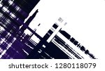 abstract background. retro... | Shutterstock . vector #1280118079