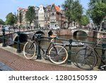 amsterdam  netherlands   july 7 ... | Shutterstock . vector #1280150539