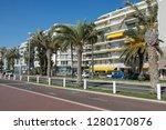 nice  france   september 25 ...   Shutterstock . vector #1280170876