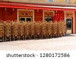 nice  france   september 19 ...   Shutterstock . vector #1280172586