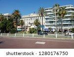 nice  france   september 19 ...   Shutterstock . vector #1280176750