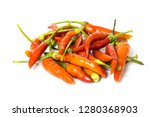 Red Thai Paprika Chillis
