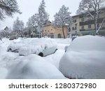 garmisch partenkirchen  bavaria ...   Shutterstock . vector #1280372980