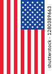 vector us flag | Shutterstock .eps vector #1280389663