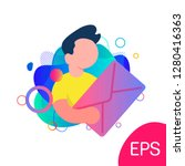vector illustration. concept of ...