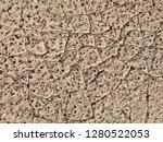 cement floor crack pattern.... | Shutterstock . vector #1280522053